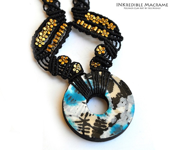 Polymer-Clay-INKredible-Macrame-Iris-Mishly8